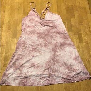 American Eagle pink sundress